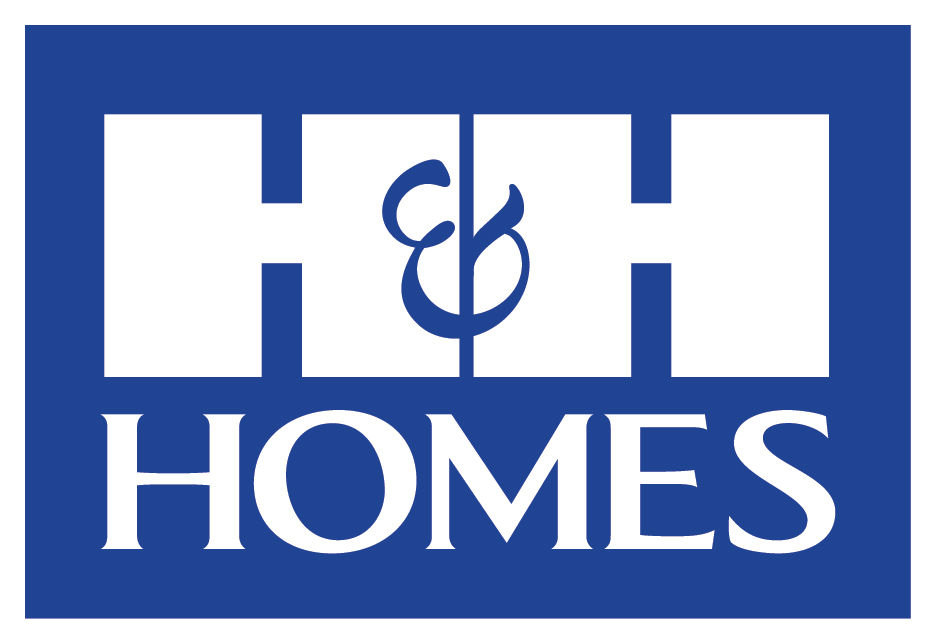 H&H Homes logo 25